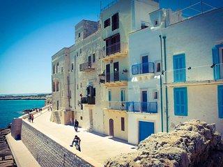 appartamento ammobiliato a pochi passi dal mare