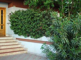 La casa con la terrazza