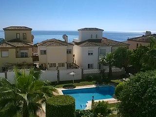 Apartamento coqueto con vistas al mar - en plena naturaleza