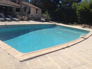 Luxury Villa Cicada 220m2 - Pool, BBQ, Petanque, Billard, 6 Guests