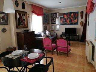 Luminoso apartamento en Palacio