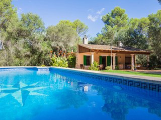 Majoral - Lovely villa in the centre of the island