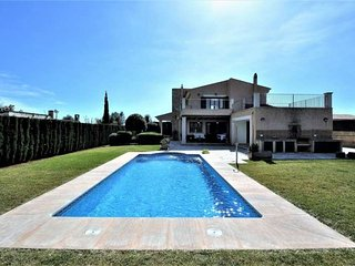 Villa for 6 people in Son Espanyol pool Eco-Friendly