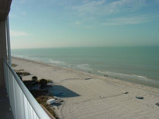 3bed/2bath Beach Front Sea Gate 506   Indian Shores Spacious Top Floor Condo!!