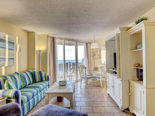St. Regis 1204 Oceanfront! |  Indoor Pool, Outdoor Pool, Hot Tub, Tennis, North Topsail Beach