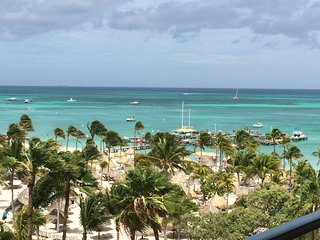 Aruba's Marriott Ocean Club...Breathtaking views of the warm turquoise ocean