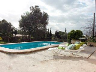 Charming Finca with pool near Santa Maria del Cami, Santa Maria del Camí