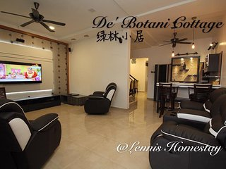 De' Botani Cottage-Lennie Homestay   (绿林小居)