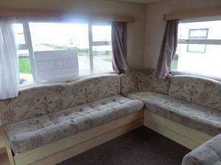 Pet Friendly 8 Berth Caravan U-4 Ty Gwyn Park, Towyn