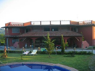 Villa Girasole - Toscany Sunflower