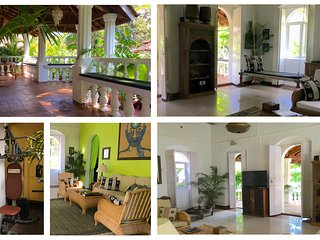 VILLA LOU Goan Villa with Daily Maid 15 minutes to Anjuna Beach