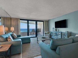 Gulf Front Luxury At Edgewater Beach Condos!!! Gorgeous Views From This 10th