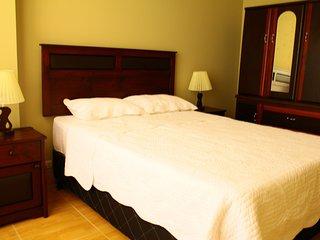 Habitación principal, ropa de cama 100% algodon