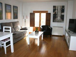 Apartamento FLAMANTE céntrico en el Casco Antiguo de Cuenca.