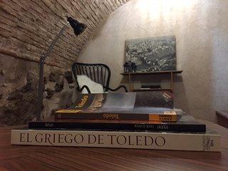 Apartamento  céntrico Casco Histórico Toledo