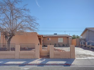 Spanish remodeled and  gated home, Las Vegas
