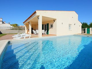 4 bedroom Villa in Miami Platja, Costa Daurada, Spain : ref 2010685, Montroig