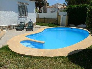 6 bedroom Villa in Mirarrosa, Valencia, Spain : ref 5044390