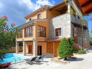 3 bedroom Villa in Svetvincenat, Istarska Zupanija, Croatia : ref 5033046