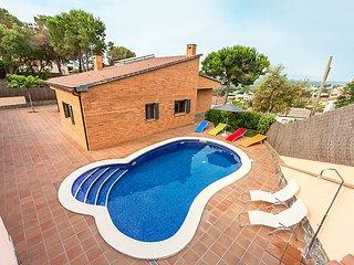 3 bedroom Villa in Lloret de Mar, Costa Brava, Spain : ref 2216453