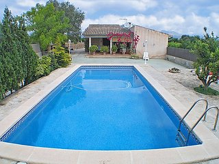 3 bedroom Villa in Buger, Balearic Islands, Spain : ref 5061919