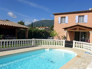 3 bedroom Villa in Nice, Cote d'Azur, France : ref 2242818