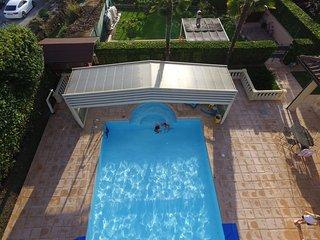 Villa piscina esclusiva