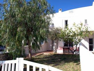 Casa en 1ª línea playa/aire acondicionado/ Villakaruna
