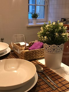 Decoration in the kitchen