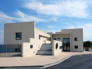 The new Museum of the Sea (2 minutes from the apartment), tracing the history of the port of Sète