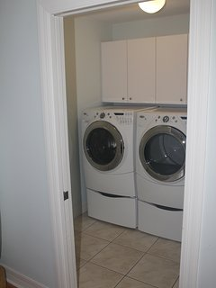 New Laundry washer and Dryer