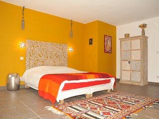 Chambres d'hotes au ceour d'un village entre Montpellier et Nimes