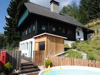 Glühwürmchenhütte, Natur, Luxus, Wellness !!! Hot Pot, Sauna, Lagerfeuerplatz!!!