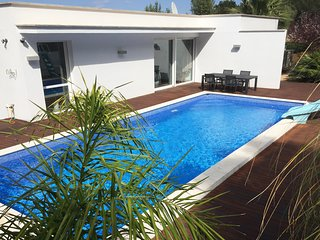 Luxury Villa Santa Ponsa Mallorca Majorca Spain Sleeps 8 With Pool Near Beach