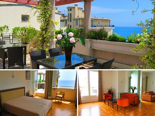 Ashley&Parker - ART DECO PENTHOUSE PRESTIGE - Luxury apartment with sea view, Nice