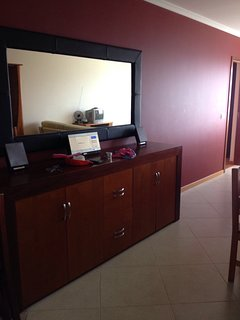 really nice apartment in a peacefull place.sand beach within walking distance