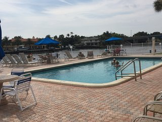 Intracoastal End Condo with Water Views