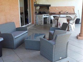 Villa 3 étoiles, située dans un domaine à 1km3 du golf de sperone.