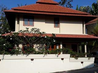 3 Bed Villa Beach Front Resort TG11, Plai Laem
