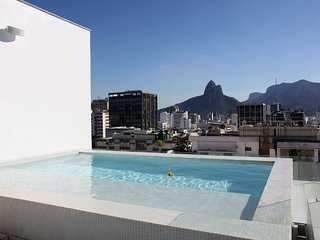 Rio022 - Penthouse in Ipanema with pool