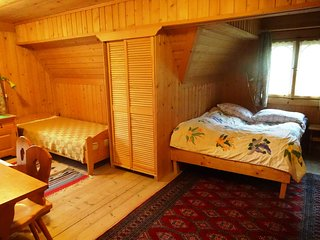 Zakopane Willa Pod Smrekami. Family Room, accommodation for 3-4 guests