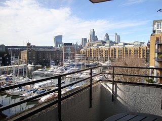 Saint Kat Dock | Tower Bridge | Dock View | 1 Bed Flat | 5th Floor