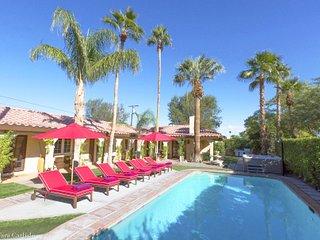Villa Cristine - Spanish Style Palm Springs Villa