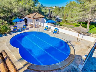 Villa 52 in Cala Murada with private pool and wifi