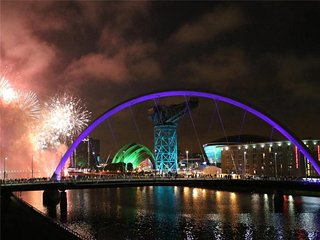 Glasgow Pacific Quay 1 (Hydro, BBC, City Centre) Sleeps 6