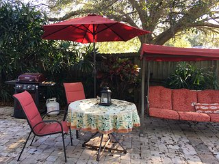 Charming Old Florida one bed apartment, Sarasota