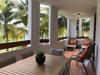 Palm Garden Resort Villa at Wyndham Rio Mar Golf & Spa Resort (Golf Cart option)