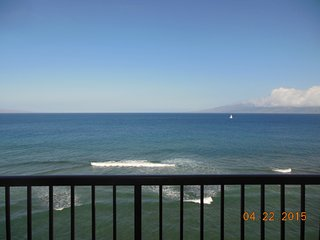 Maui Kai Oceanfront 1/1 bath, Best Ocean View/ Best Prices, Ka'anapali