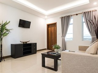 2 bedrooms cozy apartment at La Belle Residence