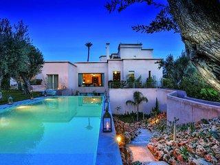 Luxury villa 11 suites